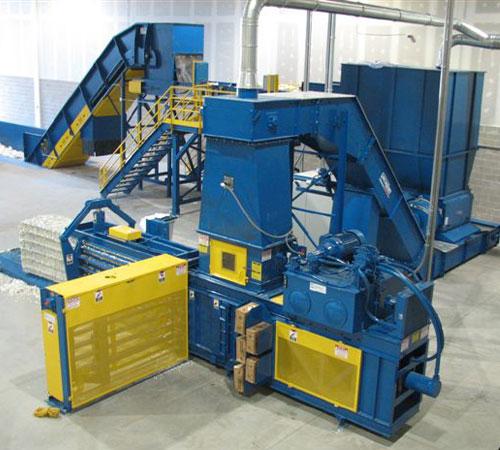 Baler Wire Tie System : Auto tie horizontal balers resource equipment