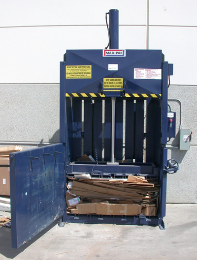 Vertical Balers 187 Resource Equipment