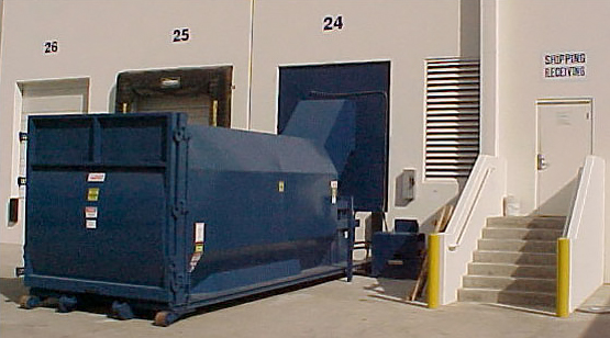 Self Contained Compactors 187 Resource Equipment