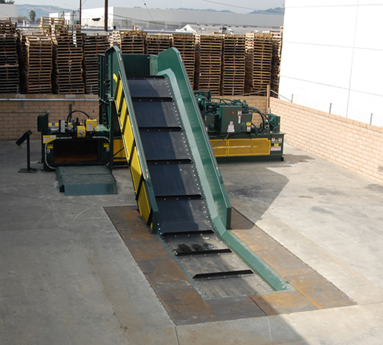 Waste Conveyor Systems For Industrial Recycling Needs