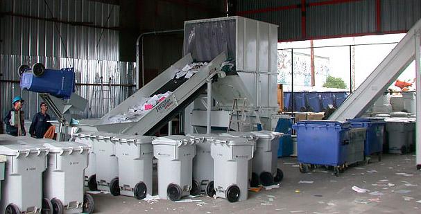 Industrial Amp Commercial Shredders Document Destruction