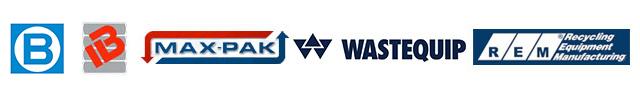 Manufacturers' logos