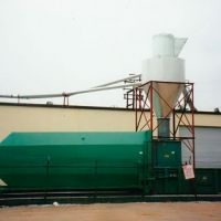 Air Separator System Into Compactor