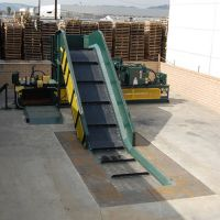 In-Ground Industrial Waste Conveyors
