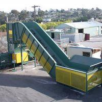 Above-Ground Conveyor