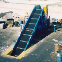 In-Ground Pit-Feed Conveyor